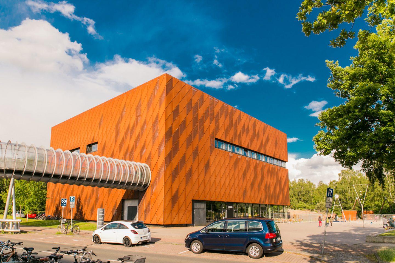 Sonderausstellungsgebäude des Universum® Bremen