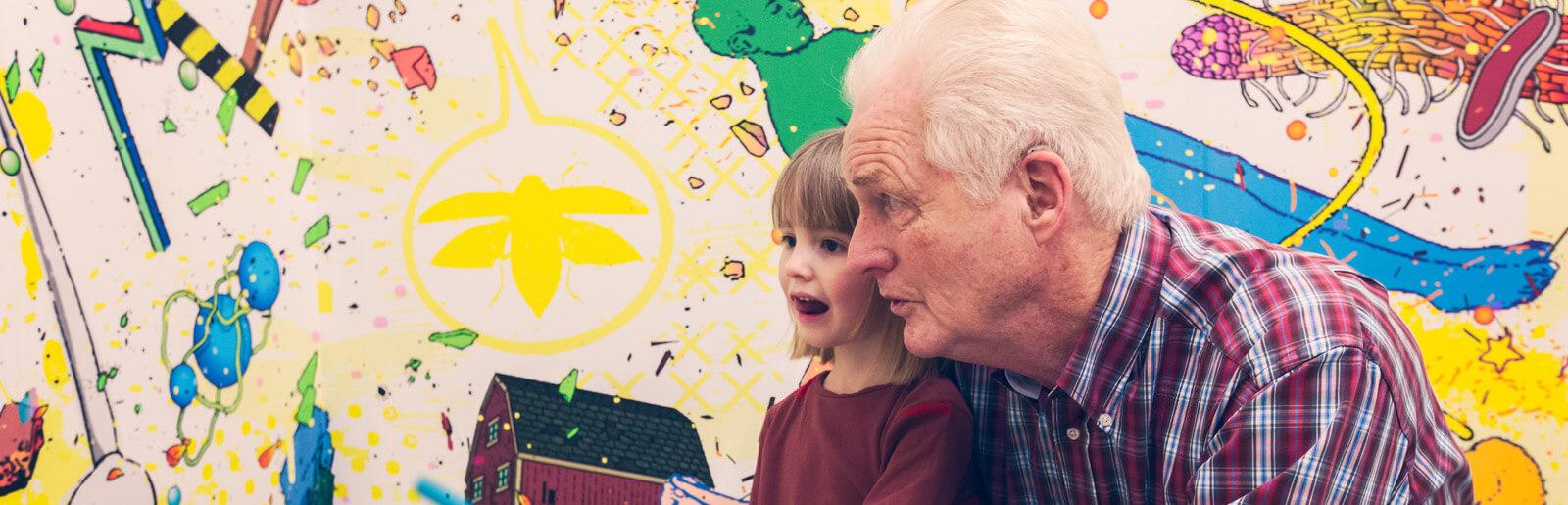 Angebote für Senioren im Universum Bremen