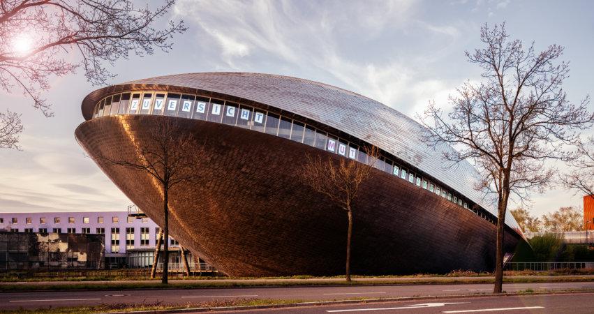 Universum Bremen Zuversicht Mut Zusammenhalt
